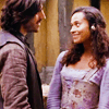 Merlin: Gwen and Gwaine