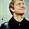 Perlock: Sherlock: Happy!John