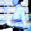 liara white and blue mass effect 2