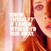 Dana: Buffy - If I Knew Myself Id Run Away
