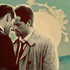 Captain Nommers of the Tastypants Brigade: dean.cas - forehead bump