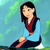 Mulan Fa: realization; kneeling