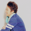 Arashi ☂ Ohno laugh