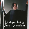 therealsnape: SS Dark Chocolate