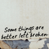 [QaF] - Quote - Broken