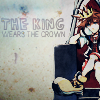 Kingdom Hearts // The King Wears The Cro