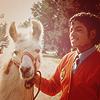 Harmony.: MJ and Louie