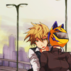 Shizu-chan and Celty-san