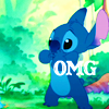 The Island of the Fay: [disney] astonished stitch is astonished