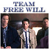 { embracing the storm }: SPN: Team Free Will