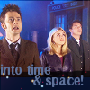 jack/ten/rose - team tardis