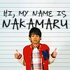 hi my name is nakamaru