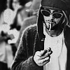 (nirvana) kurt ← smoke break