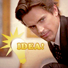 Loki: White Collar - lightbulb moment