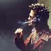 tyler durden - sexy smoke