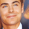 Bee: Zac – CStC Premiere - grinning