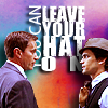 hat on [Neater]
