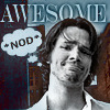 dolnmoon: Jared Awesome nods
