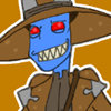 Cad Bane: Creepy Shark Grin