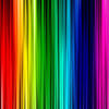 Rainbow Stripes of Color