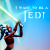 Star Wars - I want to be a Jedi