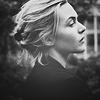 olechka_ice: Kate {b&w}