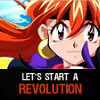 Lina - Let's start a revolution