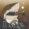 silly: erudite shark