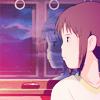 Sarah the crab: anime | spirited away; chihiro