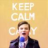 Chelsea L. Gomes: kurt;keep calm