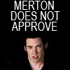 bwoc//humor//merton does not approved