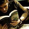 SPN Dean reads fanfic