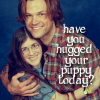 jessm78: Jared Padalecki: ChiCon 10 photo op (pup