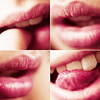 words i never said: lips