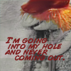 an idea is bulletproof: Fraggle - going into hole