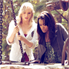 hell to ships, hell to men, and hell to cities.: Vampire Diaries:  Caroline/Bonnie