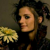 Stana Katic flower