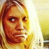 lizardbeth: Kara - frowny face
