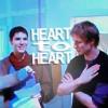 merlin cast: heart to heart