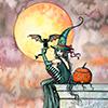 nonsense - witch