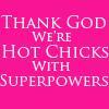 Nicole: Faith quote - hot chicks