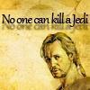 Star Wars - No one can kill a Jedi