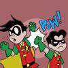 Angela, Zolac no Miko: Dick & Jay: brotherly love