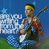 sufjan ; writing from the heart