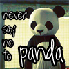 My name is Panda. Respect.