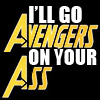 DC/MARVEL : Avengers on your ass