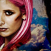 Dana: Buffy - Pink Hair/Attitude [txtless]