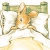 Ozsaur: Sleepy Bunny (Beatrix Potter)
