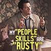 Shane: [SPN] Castiel rusty ppl skills