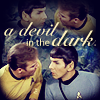 Kirk/Spock: Devil in the Dark